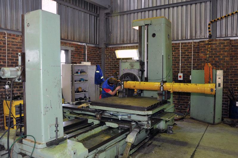 Setting new capabilities in machining at U & L Engineering